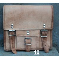 Natural Leather Laptop Bag