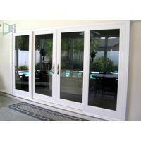 Aluminum sliding windows and doors