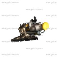 hydrid turbocharger Audi made in china