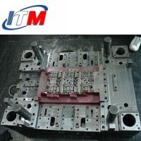 MT Texture Surface 3 Plate Injection Mold with Side Actions for Large Plastic Housing