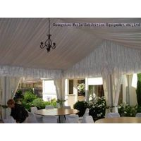 high quality romantic wedding tent in 2011with canvas/curtain