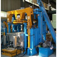 Dip spin coating machine with tilting