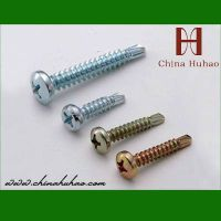 Hot sale Pan head self drilling screw