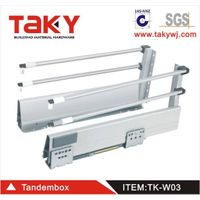 TK-W03 Luxury Tandembox drawer slide