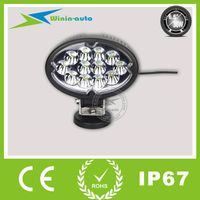 "6.5"" 36W CREE Ellipse LED Driving light 3400 Lumen WI7361"