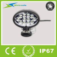 "6.5"" 36W CREE Ellipse LED Driving light 3400 Lumen WI7361"