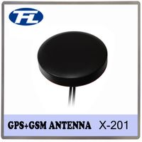 GPS and GSM Antenna assembled Combination with GPS High Gain 30dBi