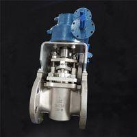 R806 Alloy 20 Flanged Plug valve thumbnail image