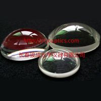 Customized Glass N-BK7 Optical Plano Convex Spherical Lens with AR Coating