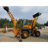 Articulated backhoe loader WZ30-25 loader backhoe thumbnail image