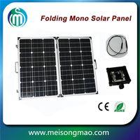sunpower folding solar panel
