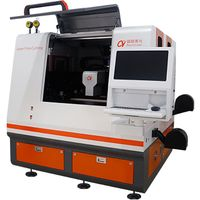 laser cutter for cutting thin glass silicon wafer cutting flex circuits patterning cut battery foils