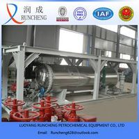 ASME pressure vessels steam heat exchanger