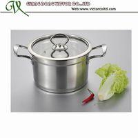 Stainless steel Sauce Pot 18, 20, 22,24,26cm