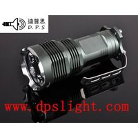 DipuSi powerful searchlights Flashlight 8006