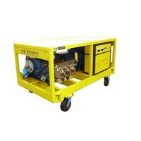 Electric engine driven ship cleaner LF-34/140 ,water jet machine,water blaster