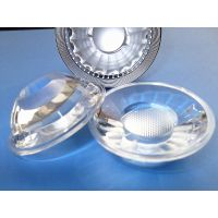 COB LED lens for CREE CXA1507 CXA1512 led, 60degree PMMA 42mm