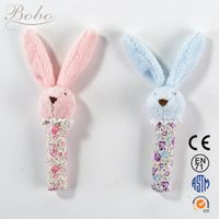 China Rabbit Doll Plush Rabbit Bunny Toys thumbnail image