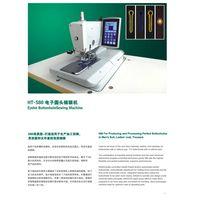 HT-580 Eyelet Buttonhole Sewing Machine