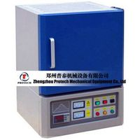 Programmable high temperature lab muffle furnace