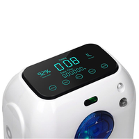 Cheap price medical portable oxygen concentrator 10l thumbnail image