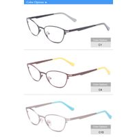 China wholesale eyeglass manufacturer optical frame JC6646