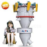 ALPA Calcium Carbonate Centrifugal Ultra Fine Powder Horizontal Air Classifier thumbnail image