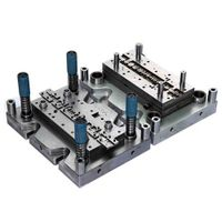 Precision Electronics Product/Terminal/Conector Stamping Die/Mold