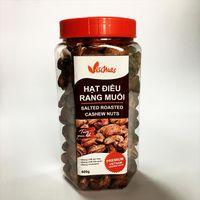 Salt rasted cashew nut - Visinuts brand from Vietnam
