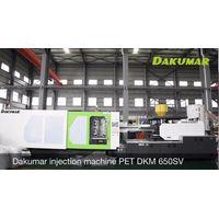 PET Preform Injection Molding Machine 650T