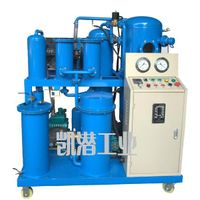 Transformer oil vacuum cleaning machine