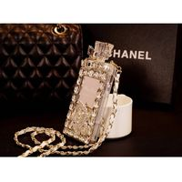 Fashion Case for iPhone 6 Luxury iPhone 6 Case Perfume Bottle Bling Diamand Crystal Cover Case Samsu