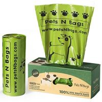 Biodegradable PET Waste Bag Meet (EN13432 )