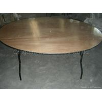 PLYWOOD BANQUET FOLDING TABLE thumbnail image