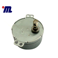 Single Phase 4W Electri Motors, Small AC Gear Motor SD-83 For Heater Coil thumbnail image