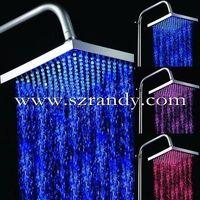 200mm*200mm squre big rain led overhead shower thumbnail image