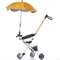 free standing storage basket light Weight baby pram