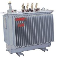 Sealed-type 3-phase oil immersed distribution transformer 1600KVA thumbnail image