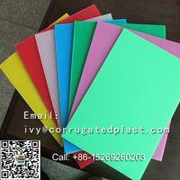Plastic Corrugated Sheets fire retardant floor protection sheet thumbnail image
