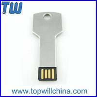 Stainless Metal Key Usb Flash Memory Excellent Price High Quality thumbnail image