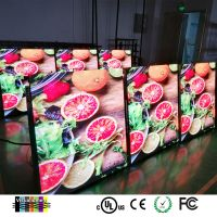 P4 Super Light HD LED Screen Panel P4 For Indoor Show rental led display