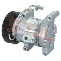 10S11C HILUX A/C compressor with 12V environmental
