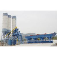 SHANDONG JIANLING MACHINERY HZS25 concrete batching plant for sale
