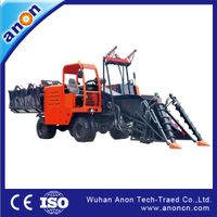 ANON China new tractor mounted small whole stalk sugarcane harvester machine price in Thailand