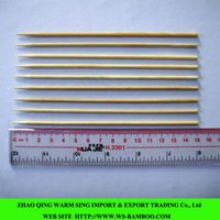 Whole Sale All Size Natural Bamboo Skewers, BBQ bamboo skewer
