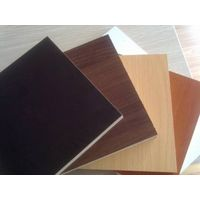 Melamine MDF Board/ Melamine Medium Density Fiberboard