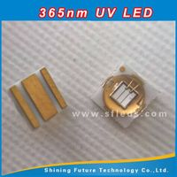 Surface mount 365nm 3535 3w uv led