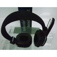 Volume adjustable HI-FI stereo bluetooth headset with mp3 player thumbnail image