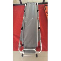 Aluminum Alloy Funeral Stretcher with Body Bag