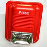 conventional sounder strobe for fire alarm system thumbnail image